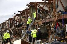 Rescuers Search Texas Explosion Scene for Survivors