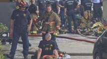 4 Houston Firefighters die in 5th Alarm Hotel Fire